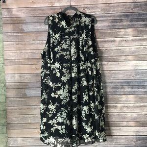 Lane Bryant Sleeveless Dress - size 26